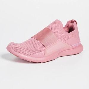 APL Techloom Bliss Lavender Pink Slip On Sneakers